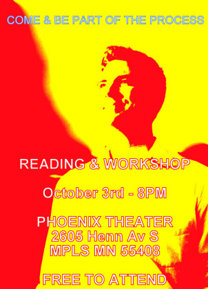 Play Reading / Workshop @ Phoenix Theater | Minneapolis | Minnesota | United States