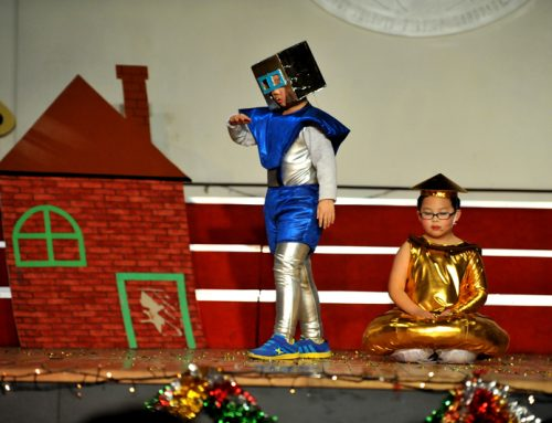 27 Pictures From My Chinese School's Christmas Pageant